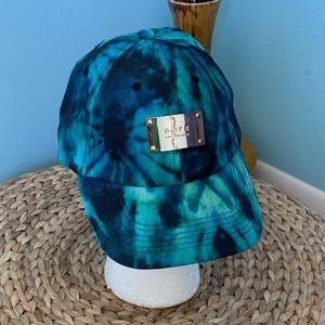 Dope Green Teal Adjustable Baseball Hat Cap